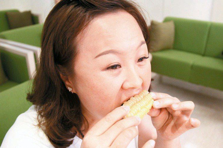 不少人愛吃玉米。(圖非當事人) 記者李樹人/攝影