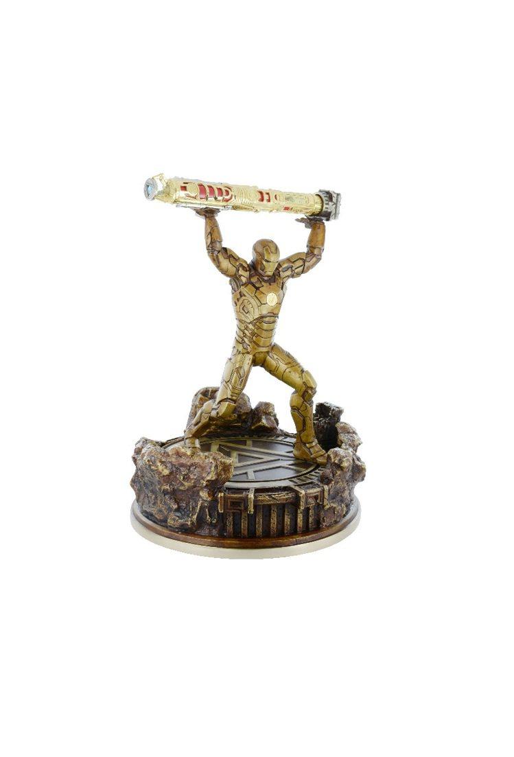 S.T. Dupont復仇者聯盟限量系列─「鋼鐵人」筆具,全球限量88組,定價8...