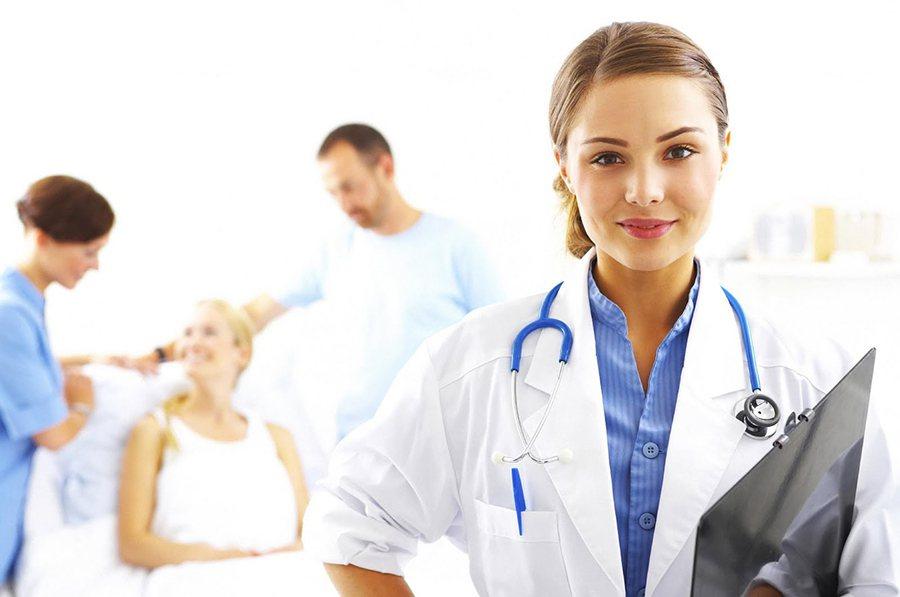 有病要看醫生,千萬要勇敢面對。 cdn.playbuzz.com提供