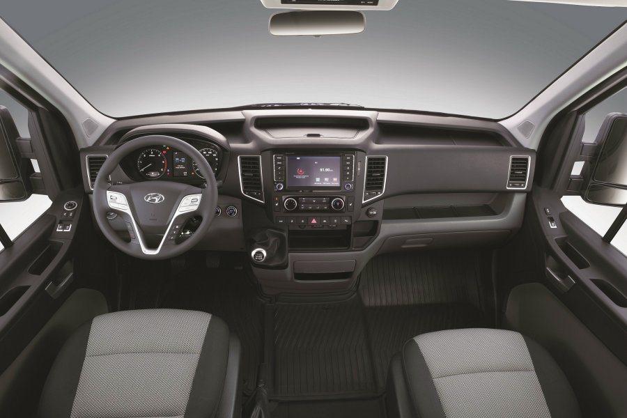 仿若房車般的內裝設計,改變一般商旅車的設計思維。 Hyundai提供
