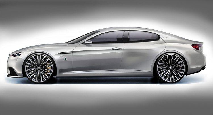 全新 Alfa Romeo轎車即將現身挑戰德國對手。 Thorsten Kris...