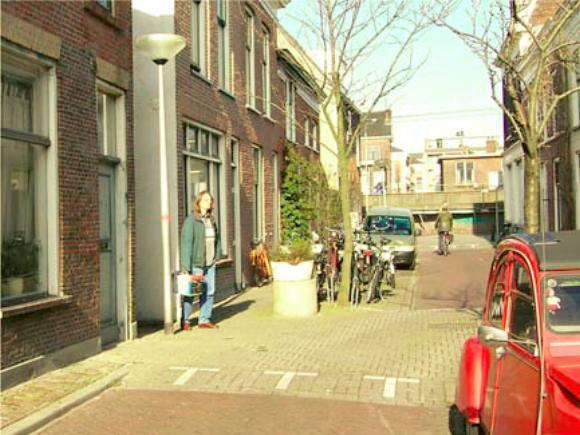 圖擷自Woonerf revisited, Delft as an exampl...