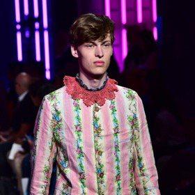 米蘭男裝周/GUCCI從女人衣櫃找靈感 「娘時尚」崛起