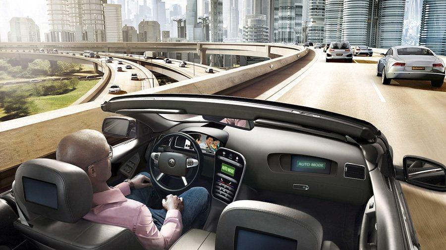 少了人類駕駛失誤,道路安全將大幅提升。 tested.com提供