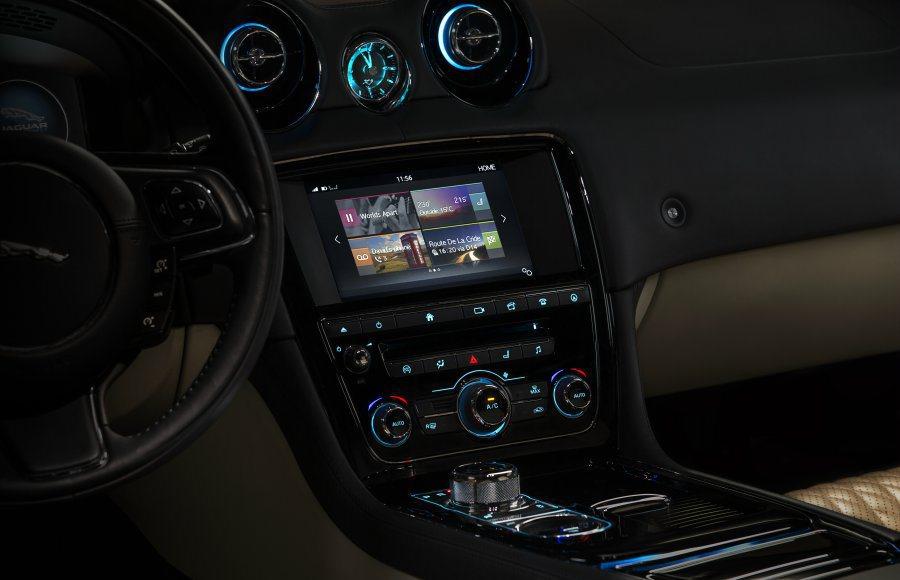 InControl Touch Pro系統整合性強大,且8吋觸控螢幕操作邏輯類似...