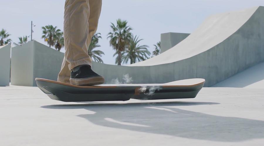 依照 Lexus的說法,我們很快就會看見 Lexus Hoverboard了! ...