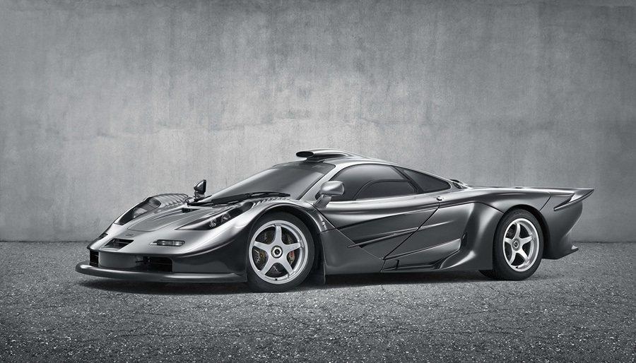 18年車齡的 McLaren F1 GT超跑依然展現出不退流行的外觀。 McLa...