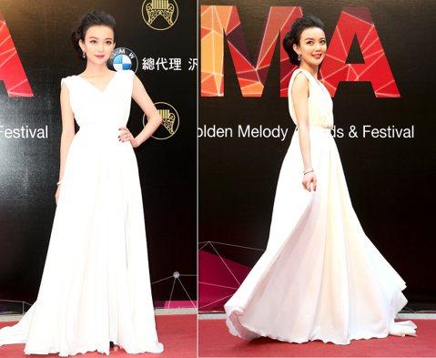 汪小敏擔任金曲獎觀禮嘉賓。