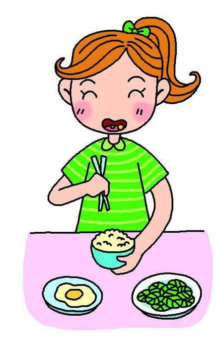 每天都有好好吃「米飯」的人,大多數都能暢快排出「美人糞便」。 圖片來源/檸檬樹國...