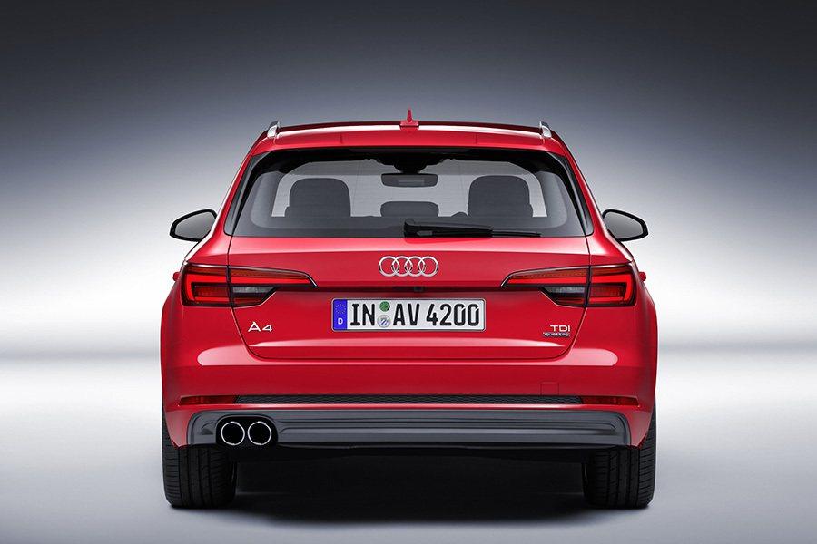 LED尾燈也經過全新設計,造型更為修長。 Audi提供
