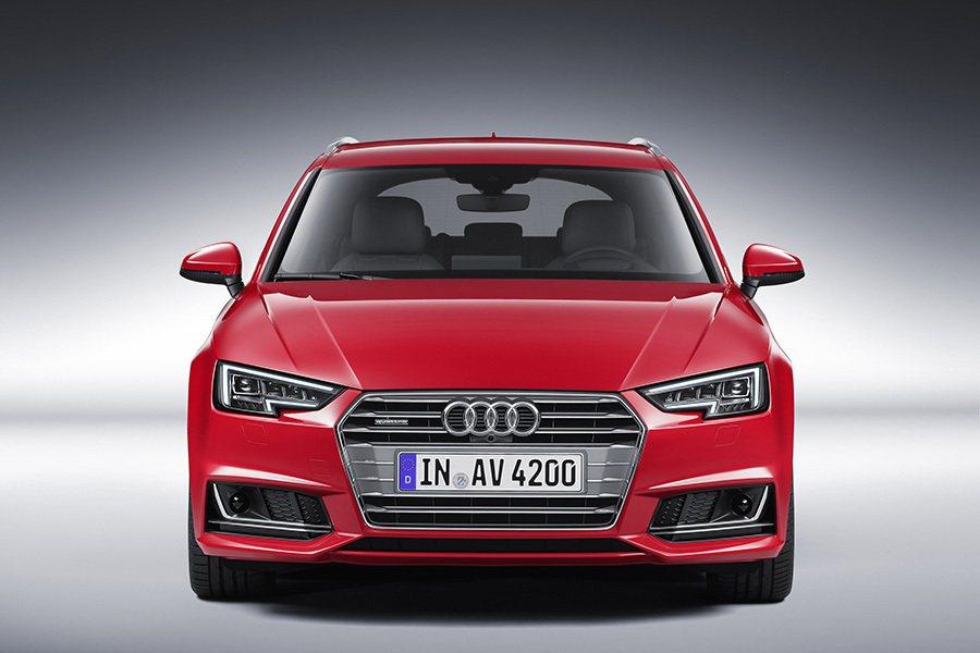 全新設計的單體式水箱護罩面積變寬而更為低置。 Audi提供