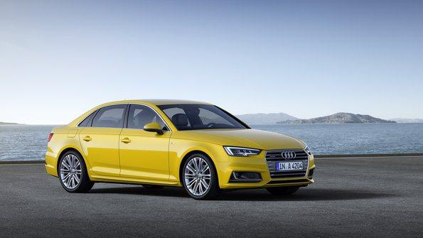 A4座艙內有全新的娛樂資訊系統,更整合先進的行車輔助科技。<  Audi提供