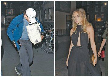 好萊塢帥哥布萊德利庫柏和英國名模蘇琪沃特豪斯在日前分手,沒想到差點在倫敦「狹路相逢」。40歲的布萊德利庫柏和蘇琪沃特豪斯分手後,又和俄羅斯名模伊蓮娜沙伊克交往,兩人戀情火熱,即使庫柏最近正在倫敦演出...
