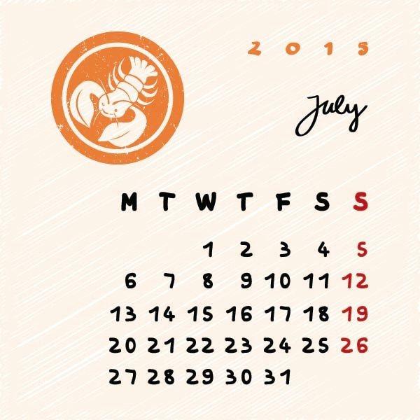 今天是「年中節」 原來七月還有這些怪節日!