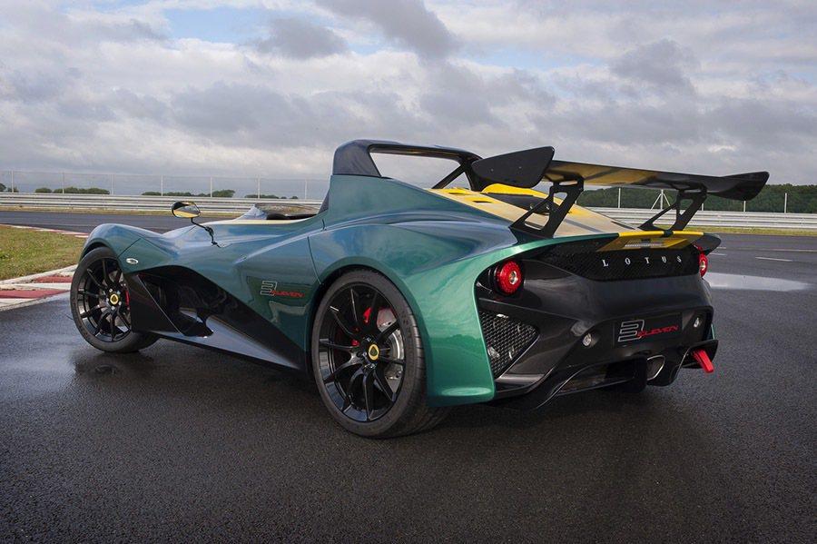 0-100 km/h加速不到3.1秒,極速可達280 km/h ,如此強勁的性能...