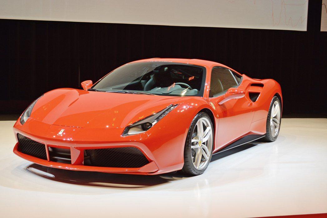 法拉利(Ferrari)旗下中置跑車F458 Italia的後繼車雙門GT新作品...