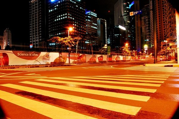 BGC ( Bonifaciao Global City )是馬尼拉最好的住宅區...