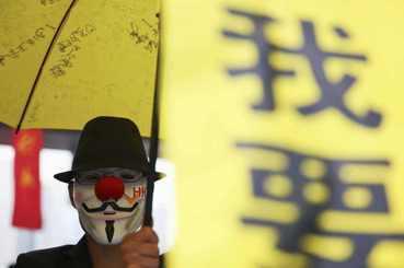 不離地的閱讀香港(一)——讀陳奕廷《傘裡傘外:民主前夕的香港故事》