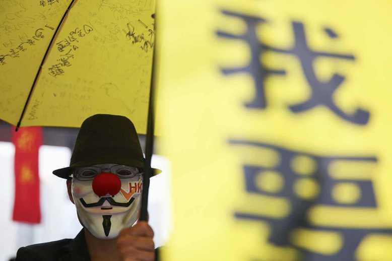關心香港前途的人都在問,香港下一步該怎麼辦......。 圖/路透社