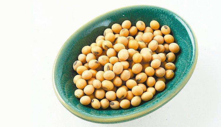 黃豆。 報系資料照