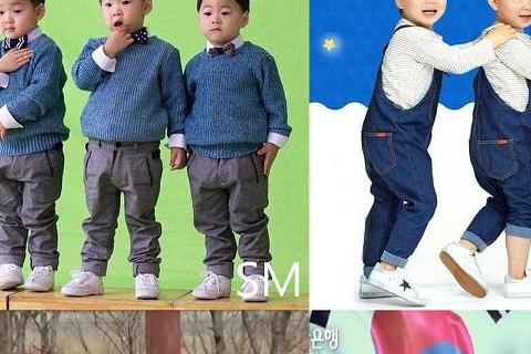 韓國男星宋一國的三個寶貝兒子「最萌三胞胎」大韓、民國和萬歲,自從和爸爸一同出演節目《超人回來了》之後人氣爆棚,節目中親子、兄弟間可愛的互動萌翻觀眾,更晉升為一線廣告代言新寵!最近網路間流傳一張照片,...