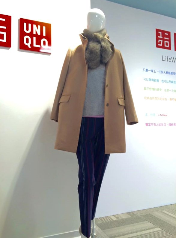 UNIQLO是台灣平價時尚龍頭,店數也最多。 圖/UNIQLO提供