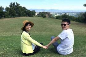 米可白深夜承認與老公離了6年婚:和平分開、真心祝福彼此