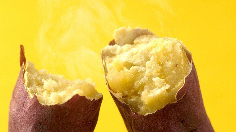地瓜不只好吃,價格也不貴,對健康還有很多好處。 圖/ingimage