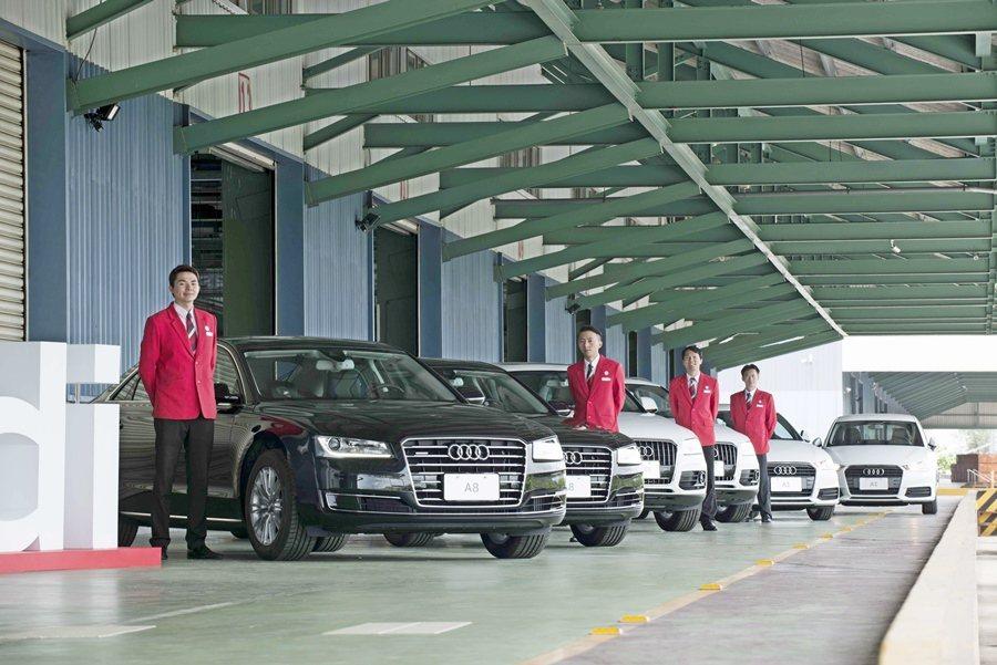 AVIS的AUDI Prestige尊榮車隊8月底前推出限時優惠,其中A8L代駕...