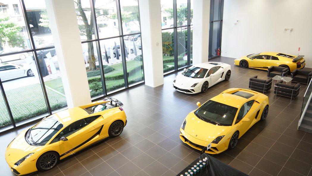 此服務中心是依照Lamborghini全球最新規範所建造,符合原廠要求與認證。 ...