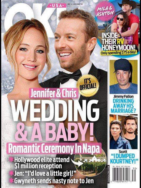 珍妮佛勞倫斯(Jennifer Lawrence)與「酷玩」樂團的主唱克里斯馬汀(Chris Martin)兩人交往後戀情備受矚目,之前傳出兩人分手的消息,不過《OK!》雜誌爆料,小珍妮佛已經答應男...