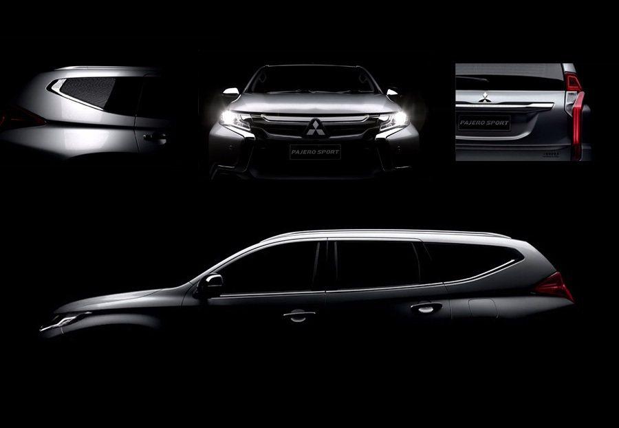 新世代 Mitsubishi Pajero Sport計畫將於今年8月1日開幕...