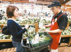 食育士在市集 「正確情報傳給客人」