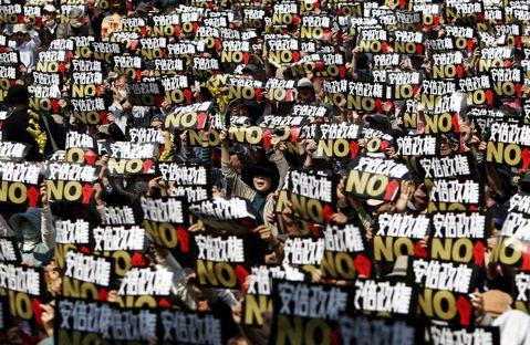 戰爭未曾停止(三):日本新安保法通過,戰爭已經在布局