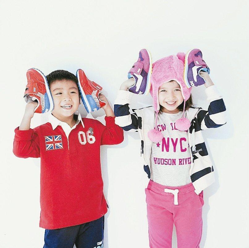 專家建議購買童鞋要大小剛好,最好在黃昏時去買。 資料照片