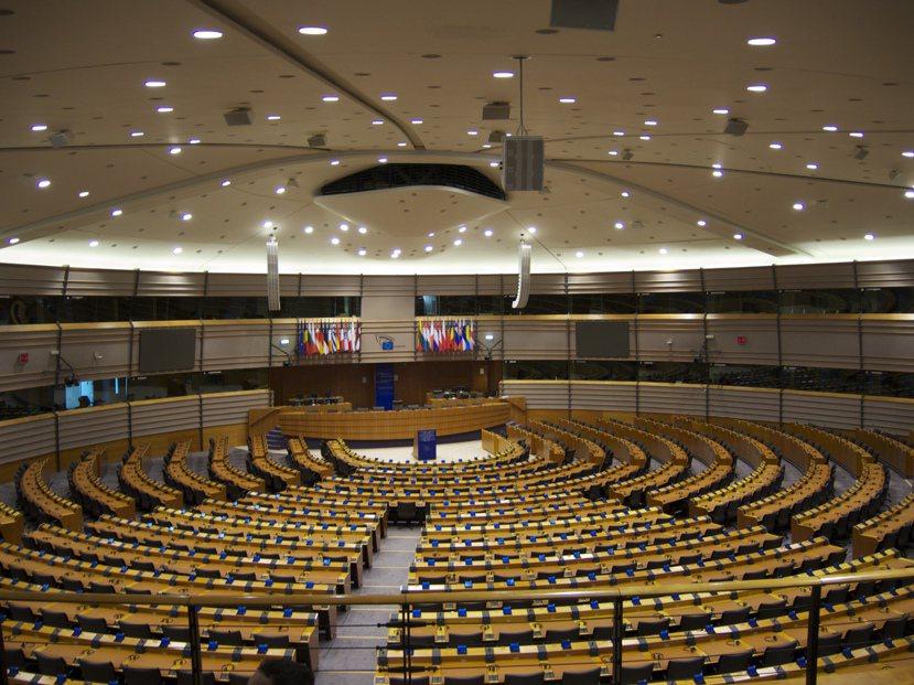 歐洲議會(European Parliament)。 圖/陳青逸
