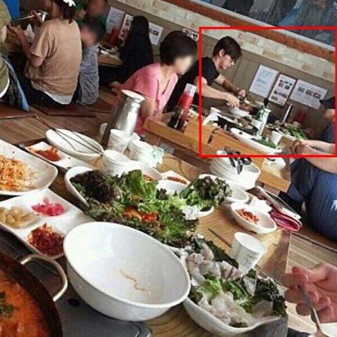 日前網路流傳一張朴海鎮與寶兒(BoA)在餐廳一起吃飯的照片,照片中兩人穿著休閒,看似只有兩人而沒有其他友人同行,於是乎就有了朴海鎮與寶兒偷約會的傳言,讓人好奇兩人戀愛究竟是真是假?經紀公司會怎麼回應...