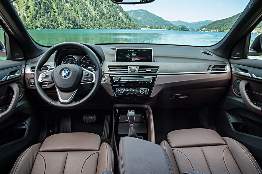 座艙搭載新世代 BMW的高質感設計。 BMW提供