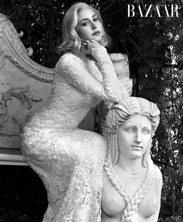 摩納哥親王妃葛麗絲凱莉的孫女Jazmin Grace Grimaldi,打扮成奶...
