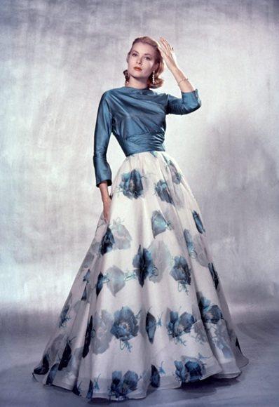 摩納哥王妃葛麗絲凱莉是時尚與優雅的象徵。圖/擷自asos.com