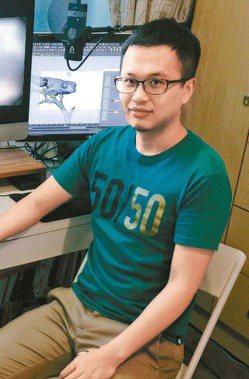 台科大設計所學生蕭勝文的動畫短片,同時入選2015年ACM SIGGRAPH日選...