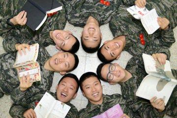 他人即地獄——韓國人的「軍旅生活」