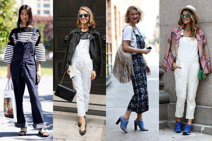 以前總是覺得吊帶褲是給小孩穿的,現在吊帶褲可說是越來越時髦,不只許多歐美女星都愛...