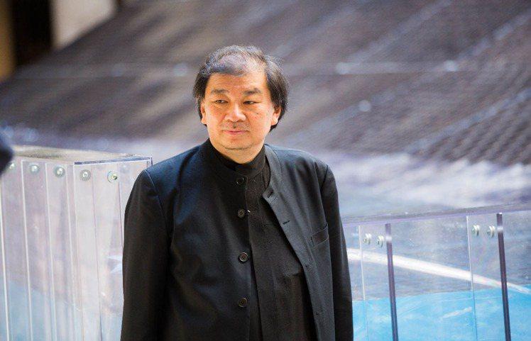 肌膚之鑰「光與影交織展館」設計者為甫於2014年獲普立茲克建築設計獎的日本建築師...