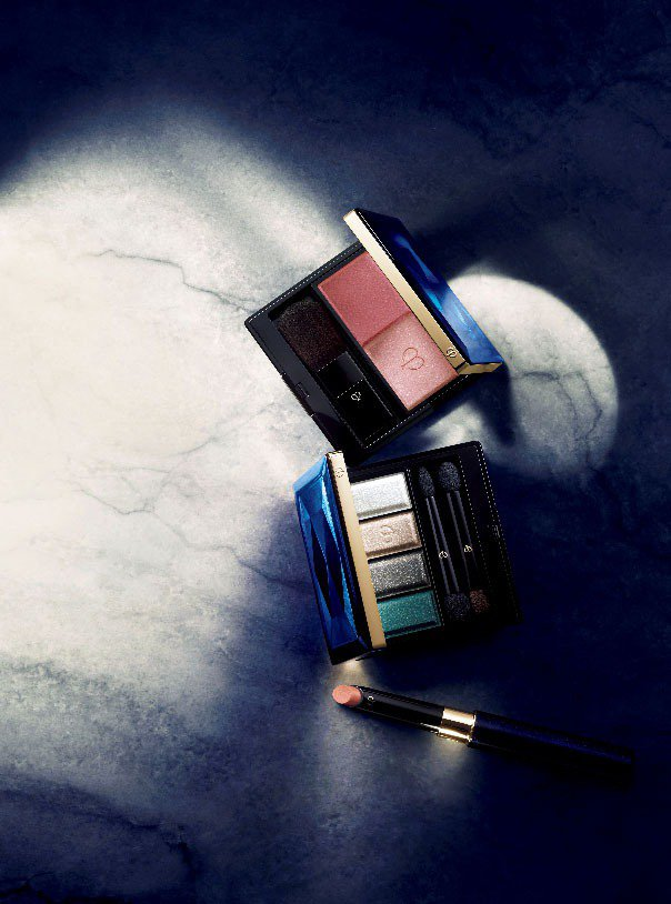肌膚之鑰秋妝融合威尼斯的建築、光影、水波和氛圍而誕生。圖/肌膚之鑰提供