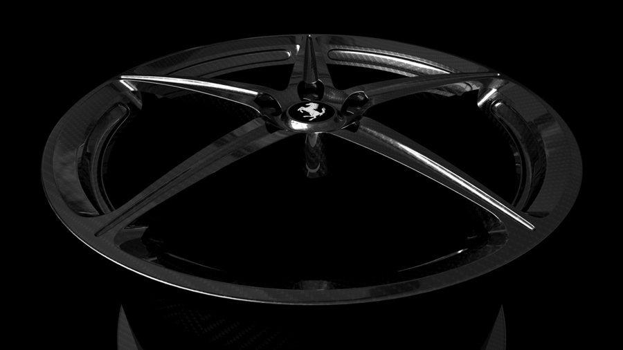美國汽車碳纖維專業廠Vitesse AuDessus推出手工製作、僅重6公斤的單...