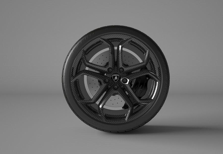 Vitesse AuDessus為Lamborghini Aventador量身...