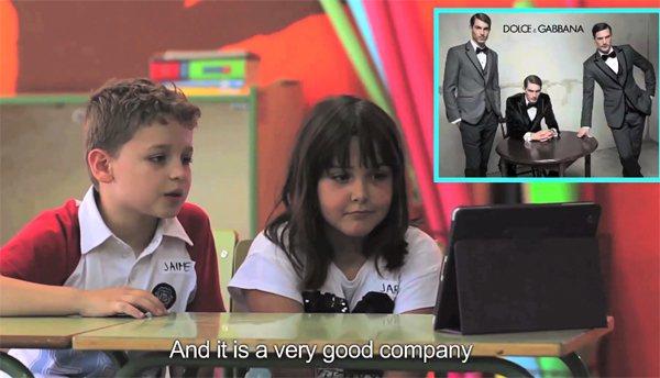 「是一家好公司。」圖/擷自youtube