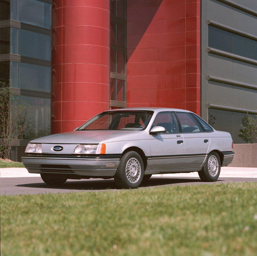 Taurus轎車。 Ford提供