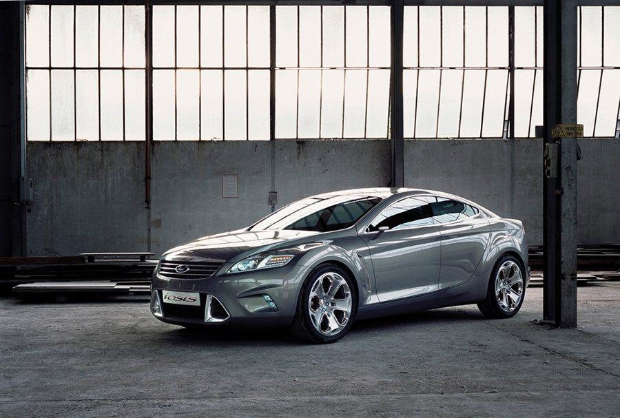 Iosis 概念車。 Ford提供